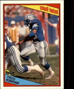 1984 Topps Football Cards 199-396 +Rookies  - You Pick - 10+