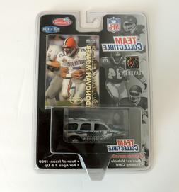 1999 NFL Team Collectible Philadelphia Eagles Donovan McNabb