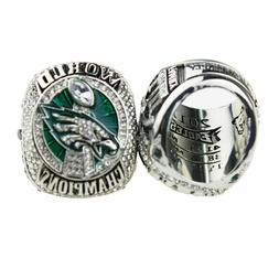 2017-2018 PREMIUM SERIES PHILADELPHIA EAGLES Super Bowl Ring