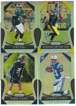 2019 Panini Prizm Football SILVER Parallels - Complete Your
