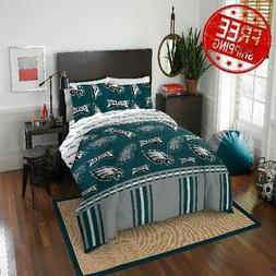 Bed In Bag Set Philadelphia Eagles NFL QUEEN Comforter Beddi