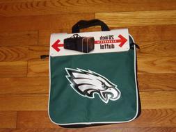 "Brand New NFL Philadelphia Eagles 28"" Expandable Duffel Bag"