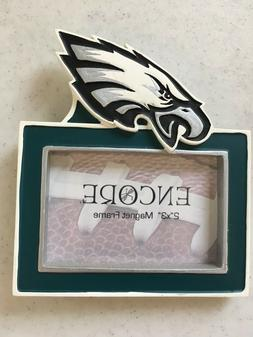 BRAND NEW PHILADELPHIA EAGLES SMALL MAGNETIC PICTURE FRAME F