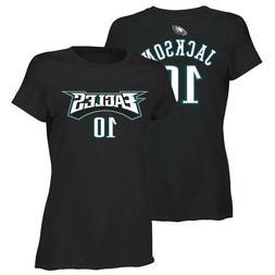DeSean Jackson NFL Philadelphia Eagles Alternate Black N&N J