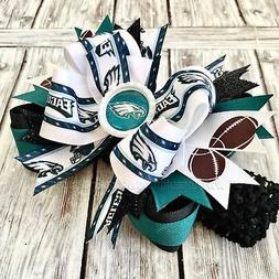 Eagles Baby Headband Philadelphia Eagles Baby Girl NFL Eagle