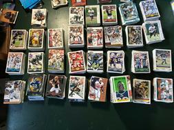Football Card Team Lots