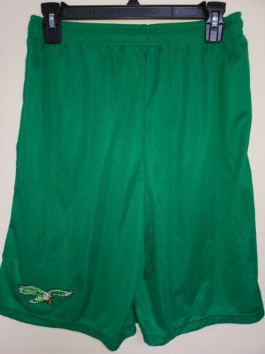 0724 philadelphia eagles vintage throwback jersey shorts