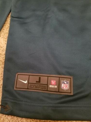 $120 Philadelphia Therma Jersey Size Large