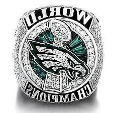 2018 Philadelphia Eagles Super Bowl LII World Championship R