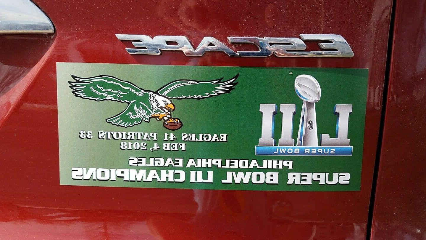 ** PHILADELPHIA EAGLES BOWL / BUMPER OLD SCHOOL XL