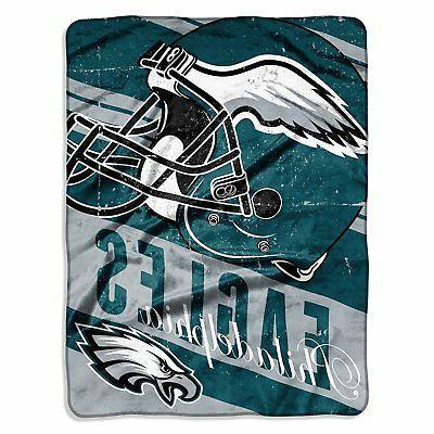 The Northwest NFL Philadelphia Eagles 40-Yard Dash Plush Thr