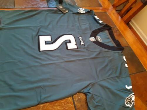 Jalen XL Philadelphia Eagles Jersey