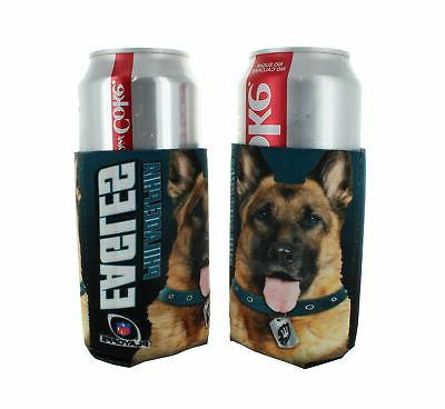 NFL Eagles Insulated Can