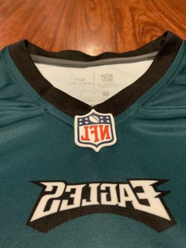 Nike Men's Philadelphia Green Version Jersey
