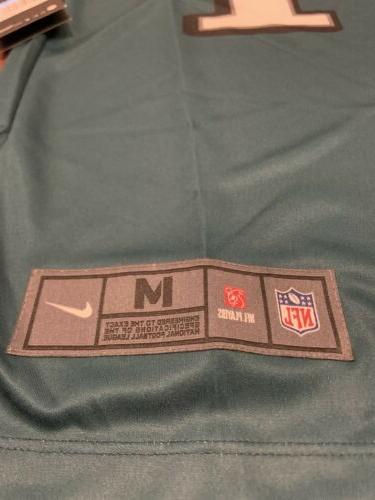 Nike Men's Carson Philadelphia Green Version Medium