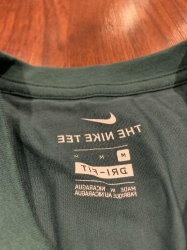 Nike DFCT Green Shirt Medium