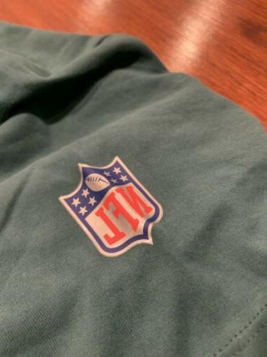 Nike Men's Philadelphia Eagles DFCT Green Facility Shirt NFL