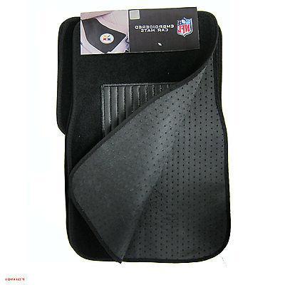New NFL Philadelphia Car & Mats Set