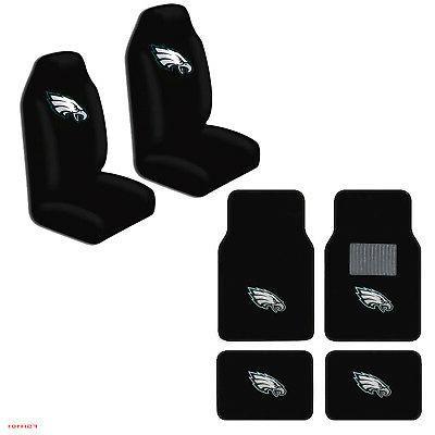 new nfl philadelphia eagles car truck seat