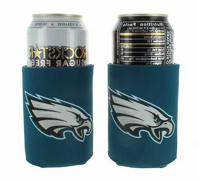 NFL Eagles Can Cooler 2-Pack Football Wincraft Insulated