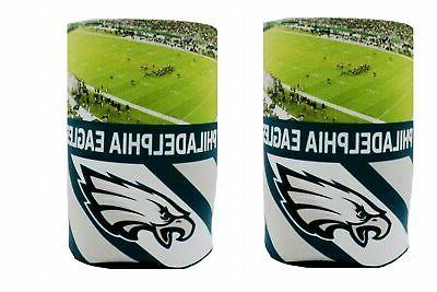 NFL Eagles Cooler 2-Pack Football Wincraft