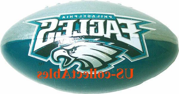 nfl philadelphia eagles football keychain rare souvenir