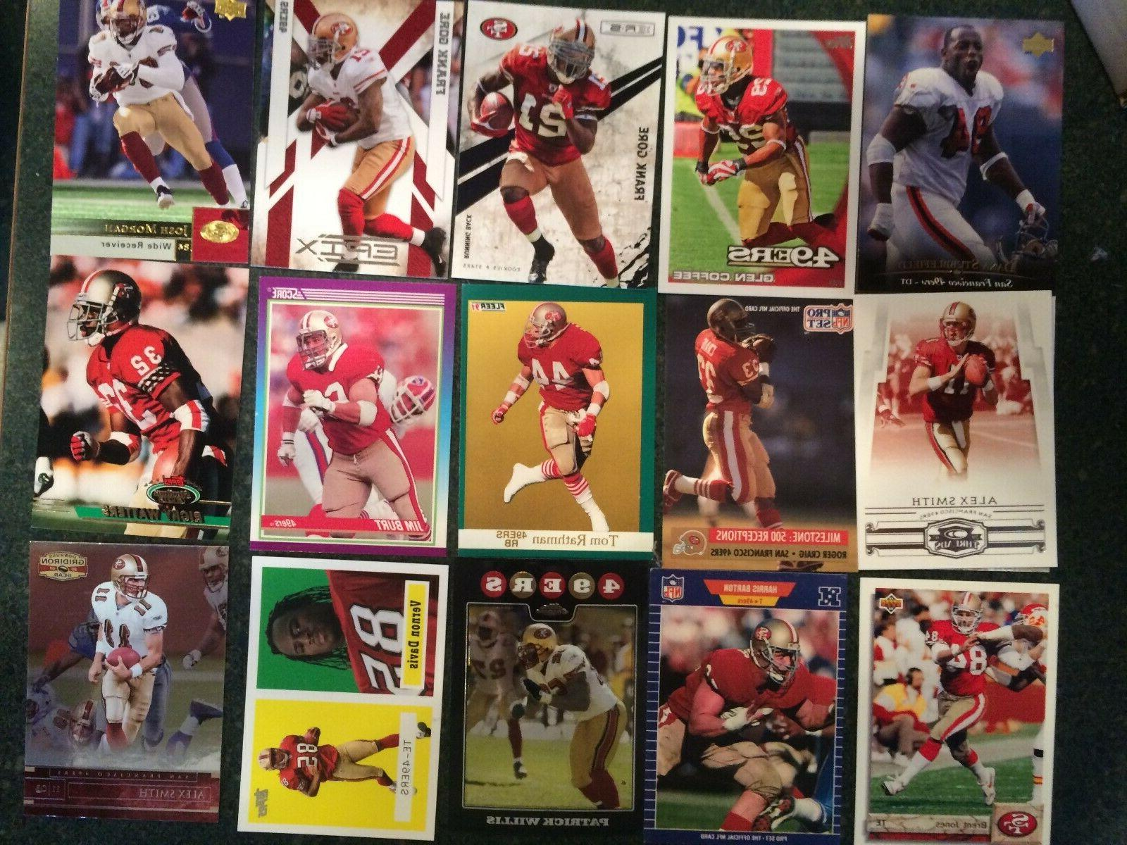 nfl team lots of 330 cards pick
