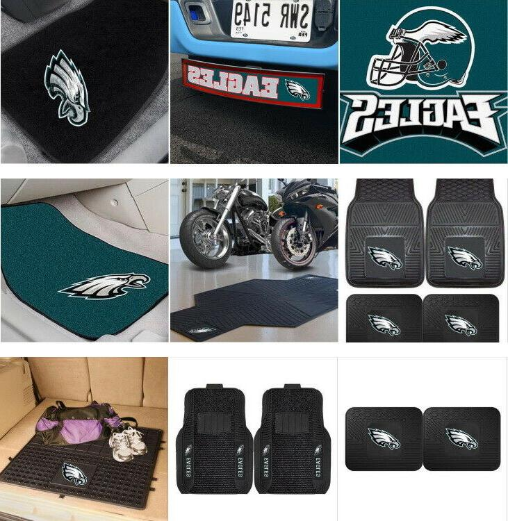philadelphia eagles auto and motorcycle accessories car