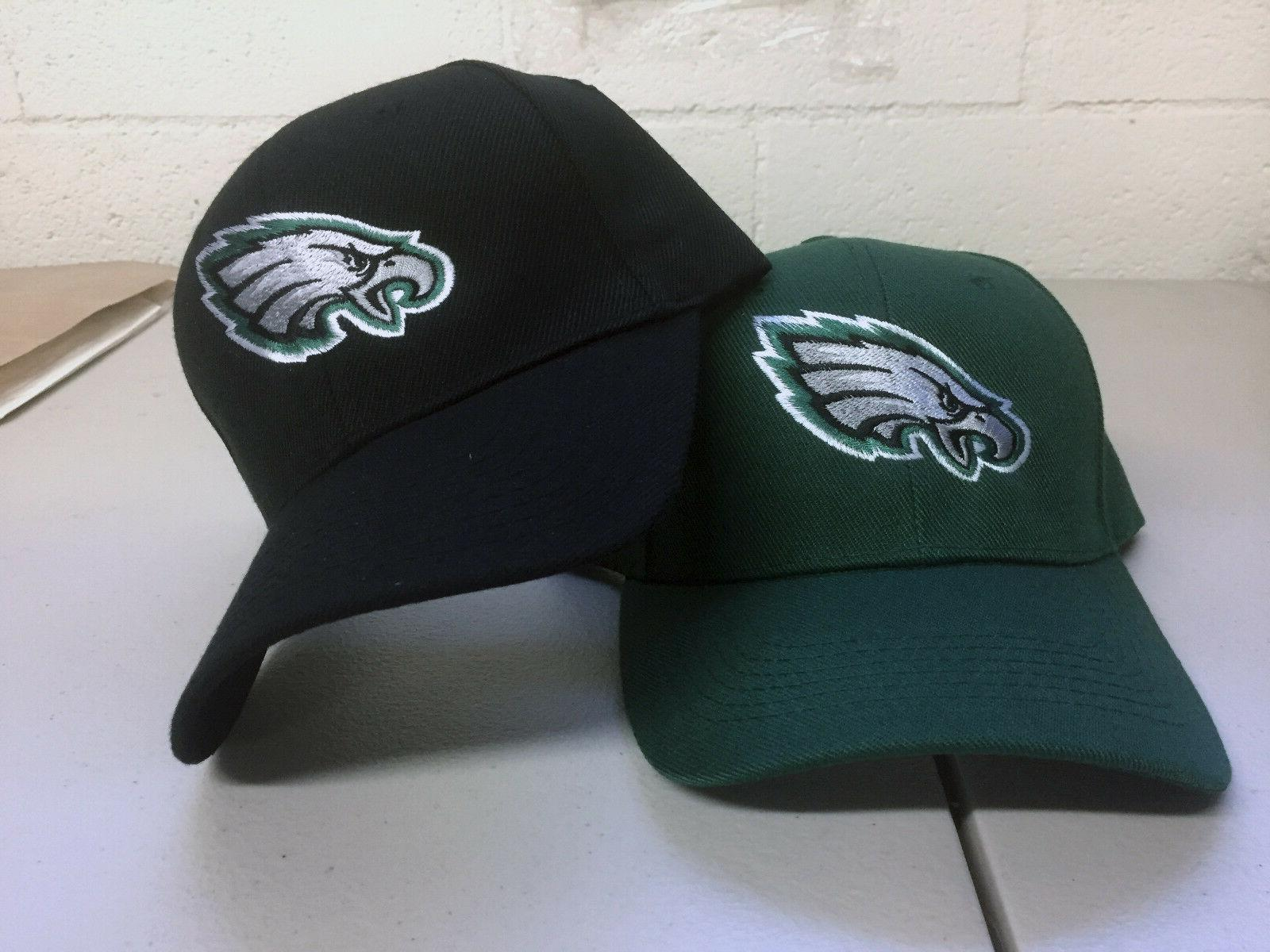 philadelphia eagles cap hat embroidered game philly