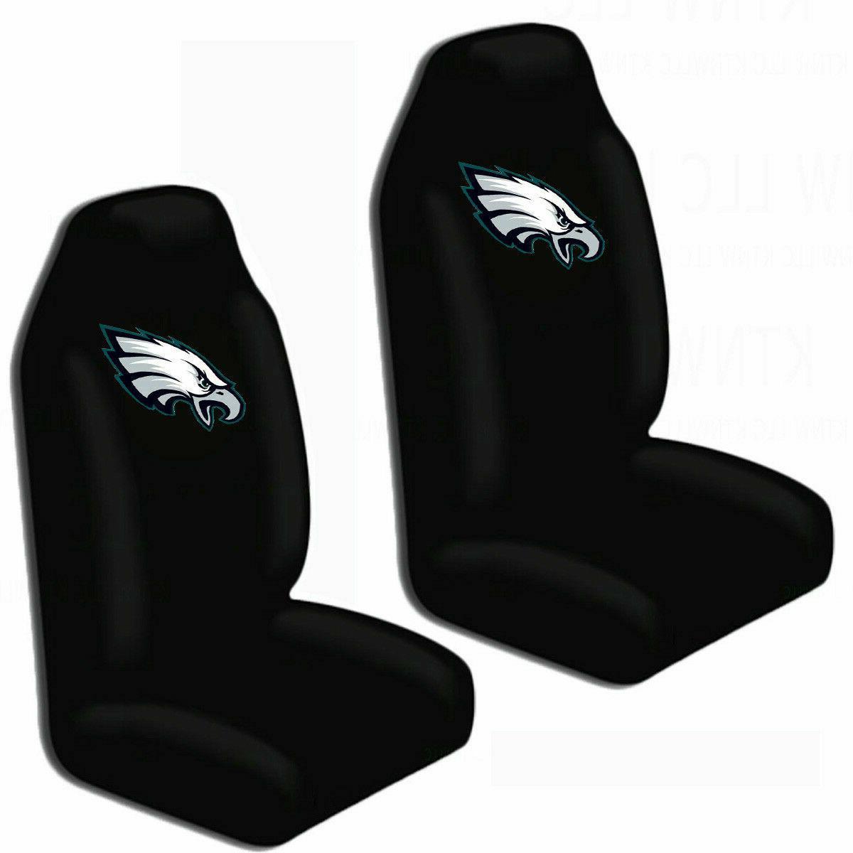 philadelphia eagles car truck universal bucket seat