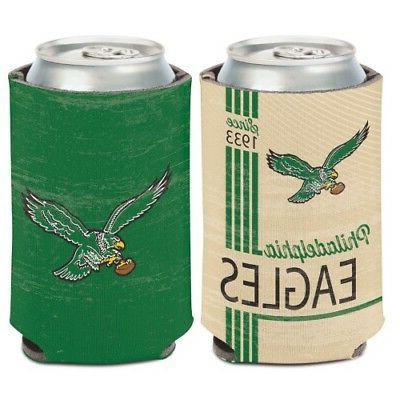 philadelphia eagles classic logo neoprene can bottle