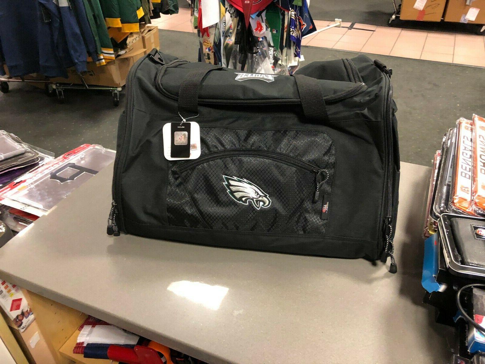 Philadelphia Eagles Gym/Duffle Bag Workout NFL black
