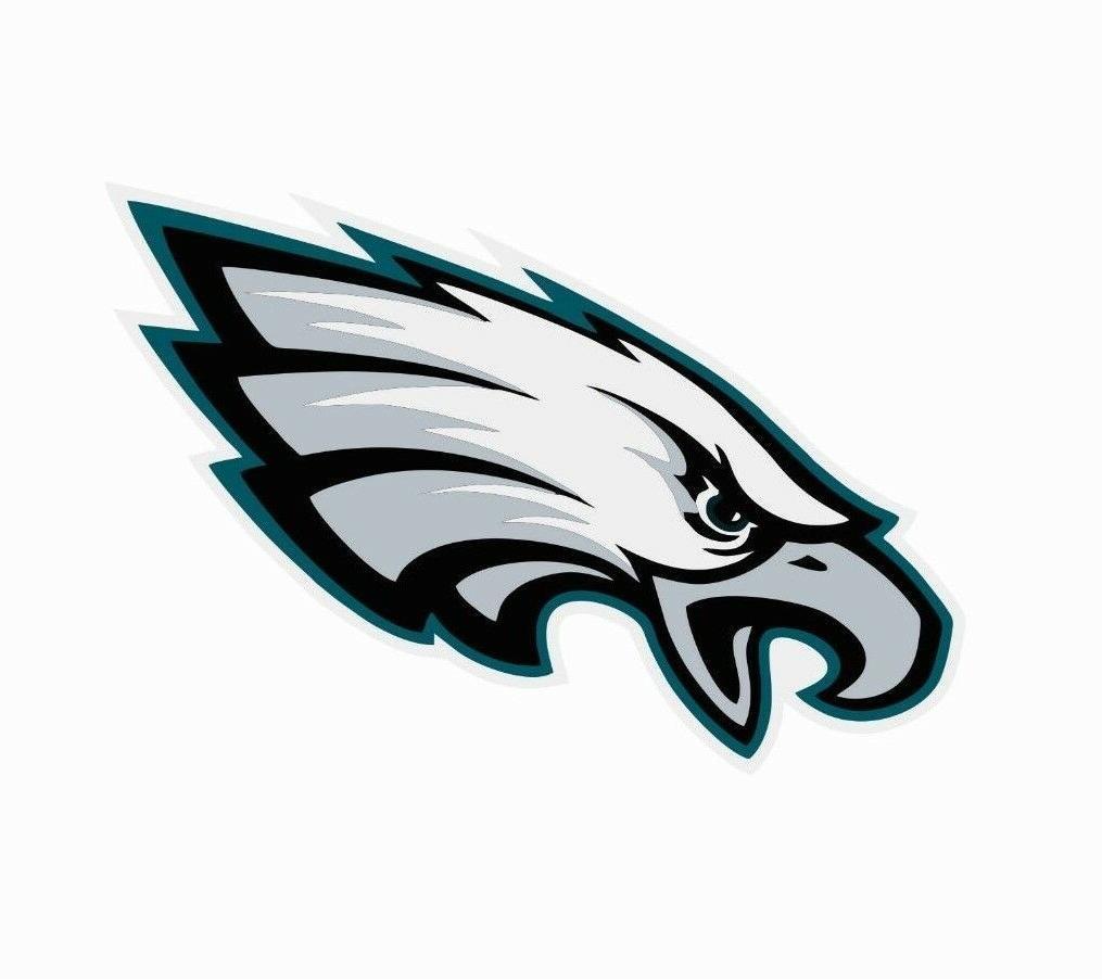 philadelphia eagles nfl football color logo sports