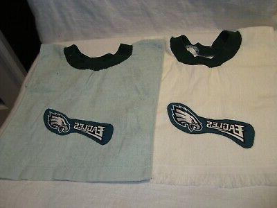 philadelphia eagles nfl football handmade tea towel