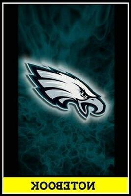 philadelphia eagles notebook like new used free