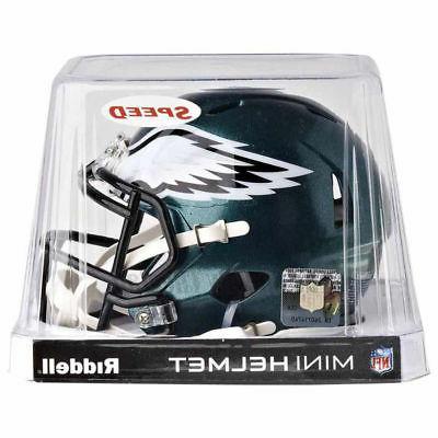 philadelphia eagles riddell nfl mini speed football