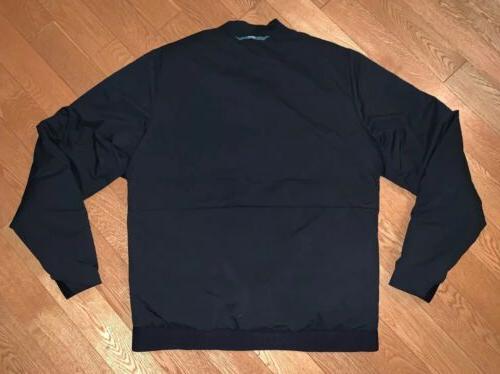 Nike Philadelphia Bomber Jacket Large Black