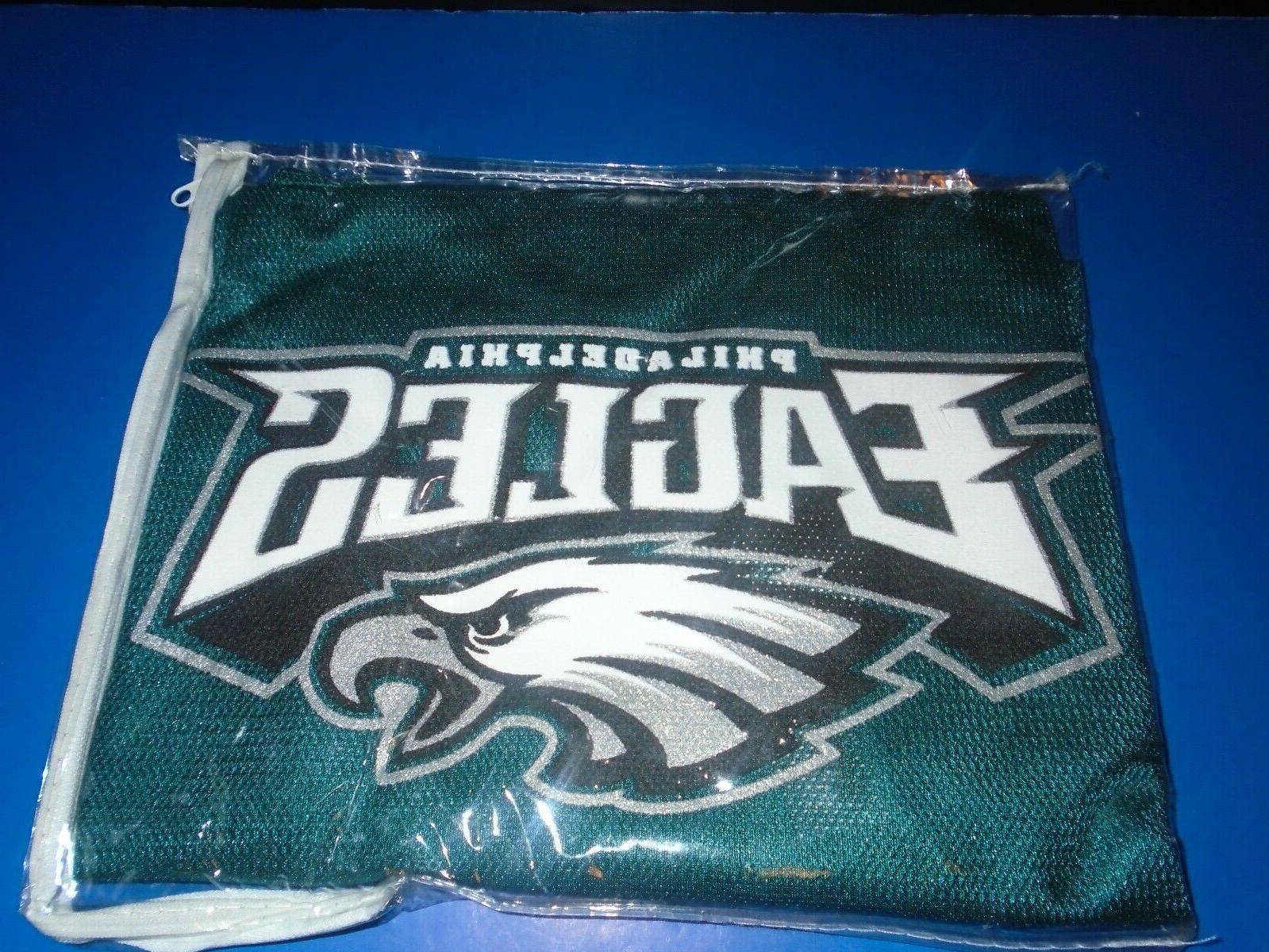 philadelphia eagles sideline collection jersey pillow sham