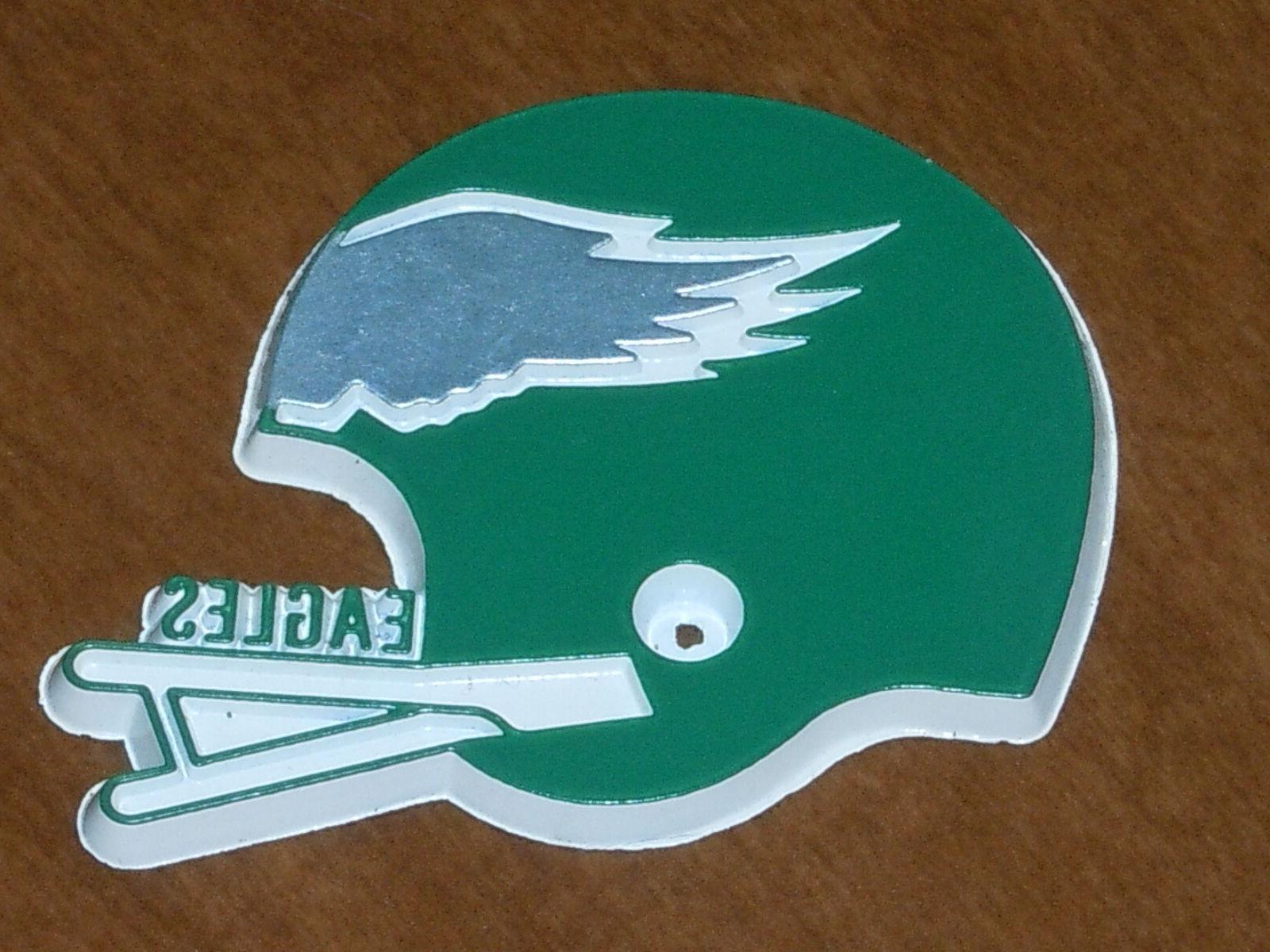 nfl vintage philadelphia eagles rubber football fridge