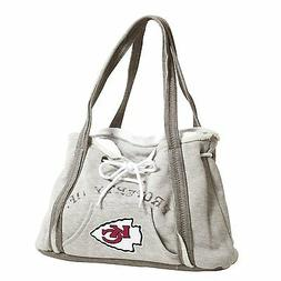 Ladies Embroidered Hoodie Purse Handbag - Kansas City Chiefs