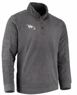 Tommy Bahama Men's Philadelphia Eagles Fleecebender Snap M