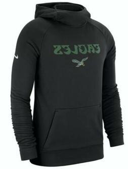 Nike Men's Philadelphia Eagles Lightweight Historical Hood