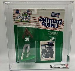 Mike Quick  1988 NFL Starting Lineup AFA 85