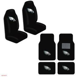 New NFL Philadelphia Eagles Car Truck  Seat Covers & Carpet
