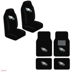 New NFL Philadelphia Eagles Car Truck  Seat Covers & Carpet