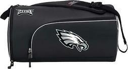 New NFL Philadelphia Eagles Squadron Premium Duffel Bag / Gy