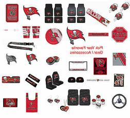 New NFL Tampa Bay Buccaneers Pick Your Gear / Accessories Of
