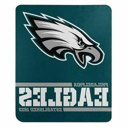 New Philadelphia Eagles NFL Split Wide Fleece Throw Blanket