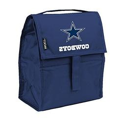 NFL Dallas Cowboys Freezable Lunch Bag, Large, Blue