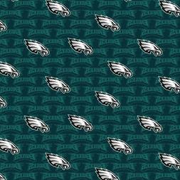NFL Football Philadelphia Eagles 2018 Logo Names 18x29 Cotto